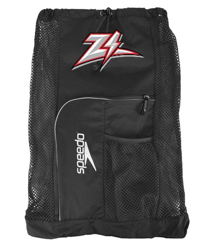 ZizzerBlack - Speedo Deluxe Ventilator Mesh Bag