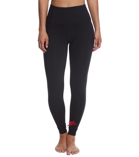 WPHS Swimming  - Marika High Rise Tummy Control Yoga Leggings