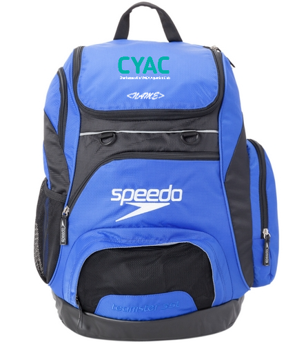 CYAC Team Backpack - Speedo Large 35L Teamster Backpack