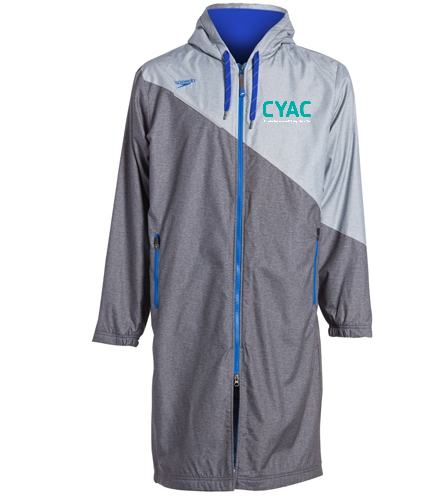 CYAC   - Speedo Color Block Parka