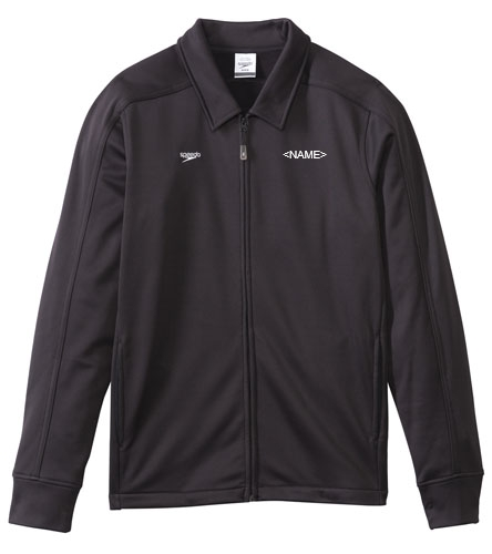 Plymouth Canton Cruisers - Speedo Streamline Male Warm Up Jacket