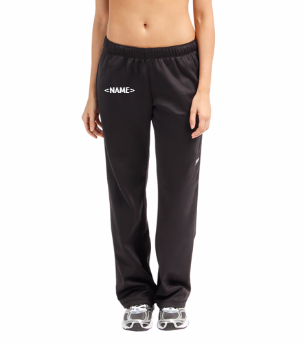 Women's Team Warm-Up Pant - Speedo Streamline Female Warm Up Pant