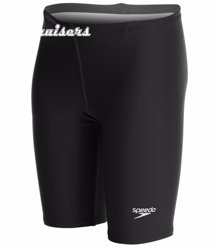 Black Boys LTS Jammer - Speedo Boys' Learn to Swim Jammer (Little Kid, Big Kid)