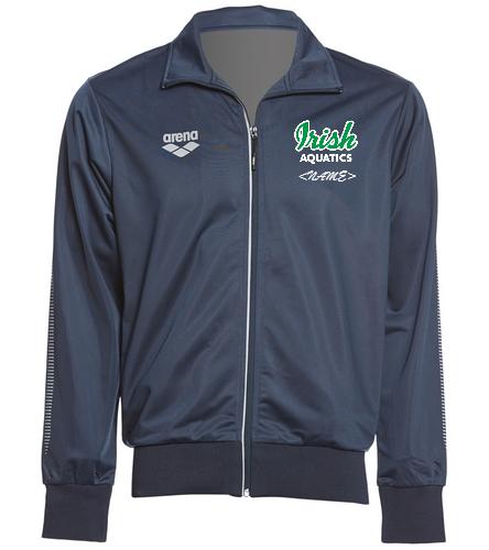 Irish Aquatics  - Arena Unisex Team Line Knitted Poly Jacket