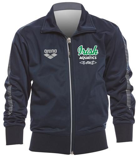 Irish Aquatics  - Arena Youth Team Line Knitted Poly Jacket