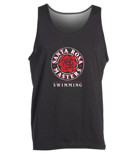 SRM Tank - SwimOutlet Men's Cotton Tank Top