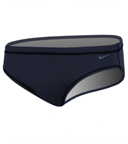 2019 Southside Text Navy  - Nike Swim Water Polo Brief
