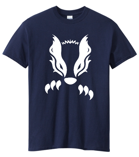 2019 Honey Badger  - SwimOutlet Unisex Cotton Crew Neck T-Shirt