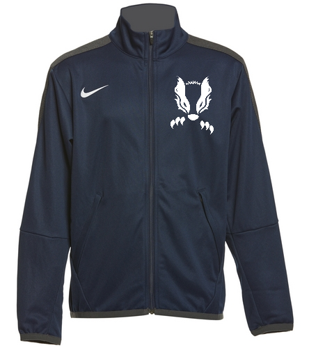 2019 Navy Honey Badger  - Nike Youth Unisex Training Jacket