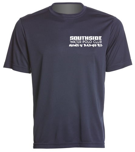 2019 Honey Badgers  - SwimOutlet PosiCharge® Competitor™ Tee