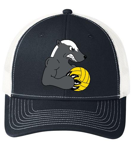 Snapback trucker - old logo - SwimOutlet Unisex Port Authority® Snapback Trucker Cap