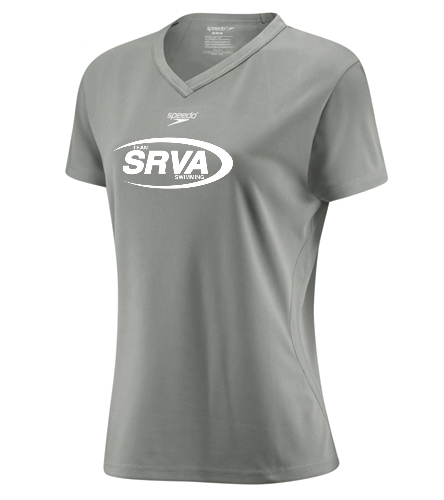 San Ramon Valley Aquatics  - Speedo Women's Tech Tee
