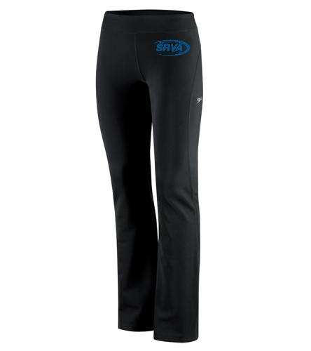 San Ramon Valley Aquatics - Speedo Women's Yoga Pant