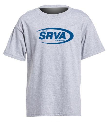 San Ramon Valley Aquatics  - Heavy Cotton Youth T-Shirt