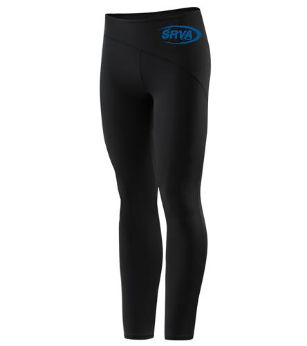 San Ramon Valley Aquatics - Speedo Female Legging