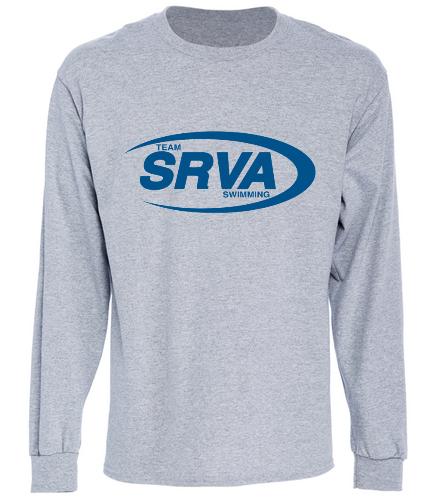 San Ramon Valley Aquatics - Long Sleeve T-Shirt