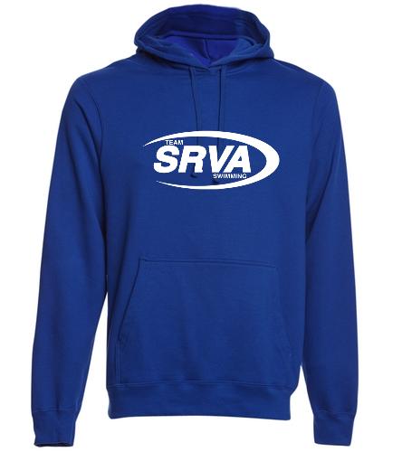 San Ramon Valley Aquatics  - SwimOutlet Adult Fan Favorite Fleece Pullover Hooded Sweatshirt