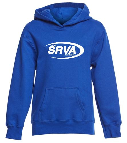 San Ramon Valley Aquatics - SwimOutlet Youth Fan Favorite Fleece Pullover Hooded Sweatshirt