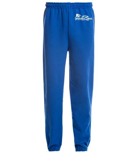 Mid Y Blue Sweatpant - SwimOutlet Heavy Blend Unisex Adult Sweatpant