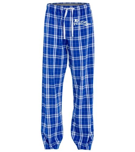 Middlesex Y  - SwimOutlet Unisex Flannel Plaid Pant