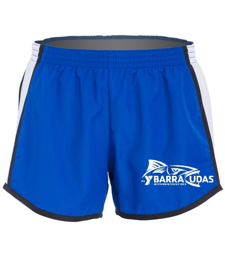 MidYBarracudas - SwimOutlet Custom Unisex Team Pulse Short