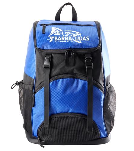 MIdYBarracudas - Sporti Large Athletic Backpack