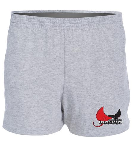 Women's DFDR Short - SwimOutlet Custom Women's Fitted Jersey Short