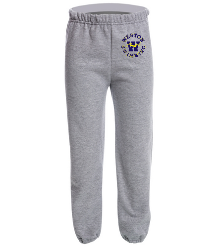 Youth Sweat Pant New Logo - SwimOutlet Heavy Blend Youth Sweatpant