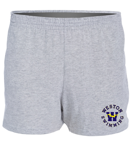 New logo shorts - SwimOutlet Custom Women's Fitted Jersey Short