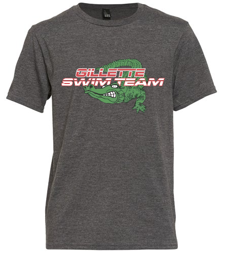 GST Grey - SwimOutlet Youth Unisex T-Shirt