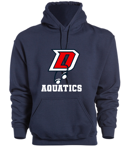 Unisex Hooded Sweatshirt - SwimOutlet Heavy Blend Unisex Adult Hooded Sweatshirt