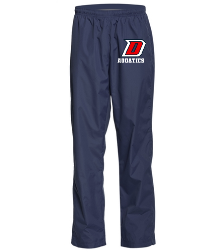 DHS Warm Up Pant - SwimOutlet Unisex Warm Up Pant