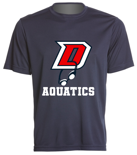 DHS Tee - SwimOutlet PosiCharge® Competitor™ Tee