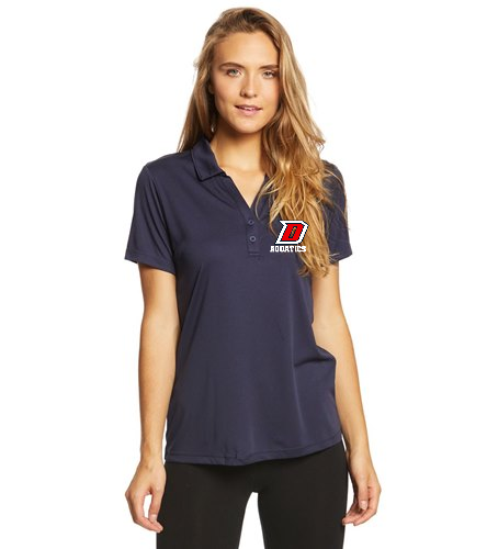 DHS Polo - SwimOutlet Sport-Tek® Women's PosiCharge® Competitor™ Polo
