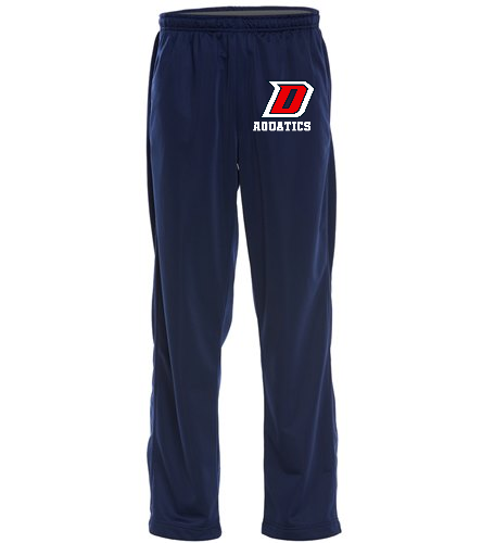 DHS Men's Pants - SwimOutlet Sport-Tek® Men's Tricot Track Pant