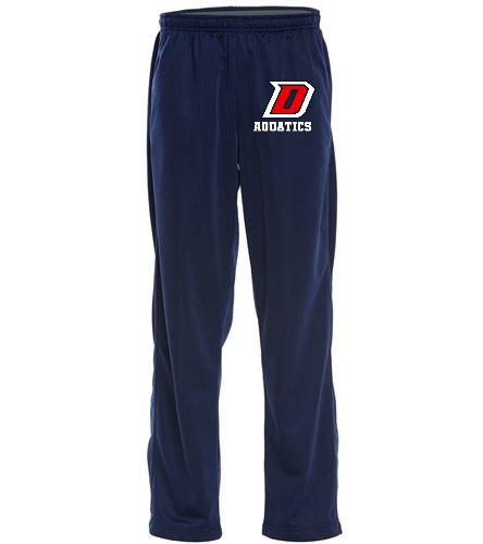 DHS Men's Pants - SwimOutlet Sport-Tek®Men's Tricot Track Pant