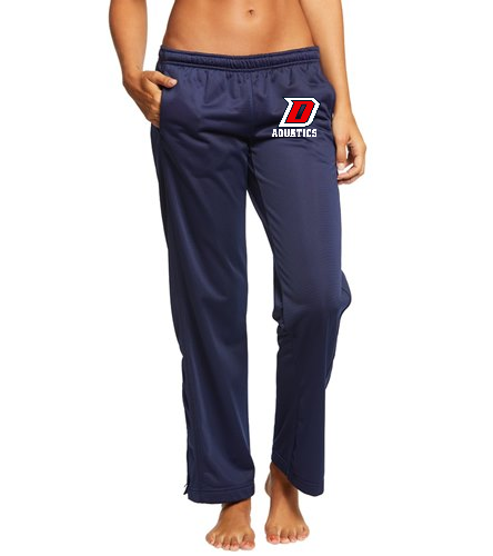 DHS Ladies' Pants - SwimOutlet Sport-Tek® Women's Tricot Track Pant