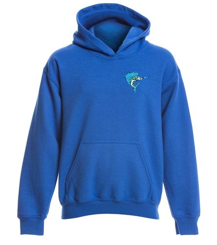 Sailfish Swim Club - SwimOutlet Youth Heavy Blend Hooded Sweatshirt