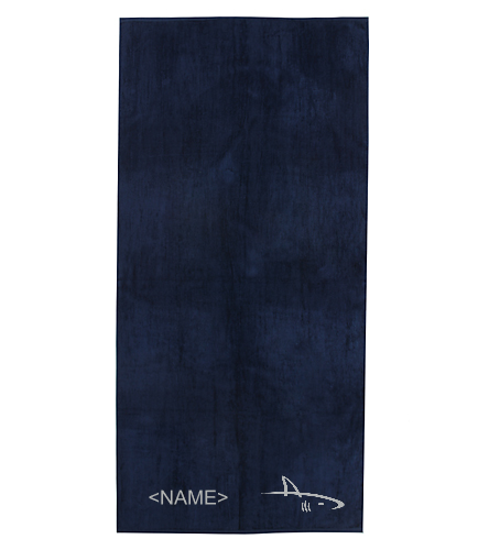 UPAC Towel - Royal Comfort Terry Velour Beach Towel 34X 70