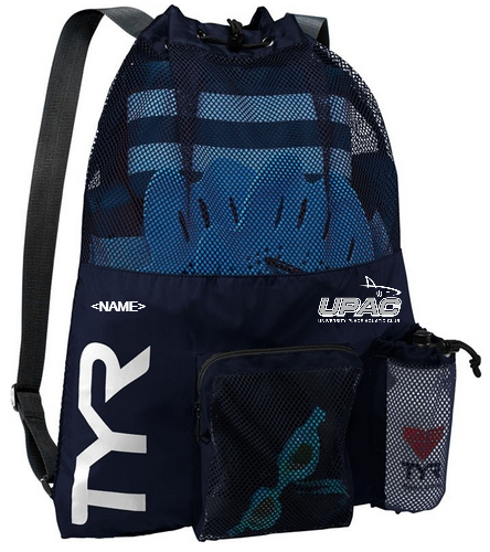 UPAC Mesh TYR Bag - TYR Big Mesh Mummy Backpack III