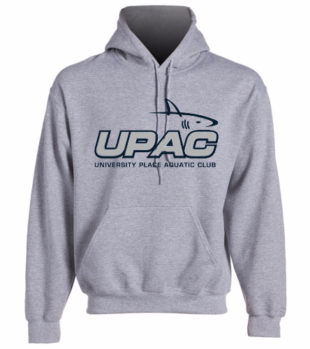 adult upac hoodie - SwimOutlet Heavy Blend Unisex Adult Hooded Sweatshirt