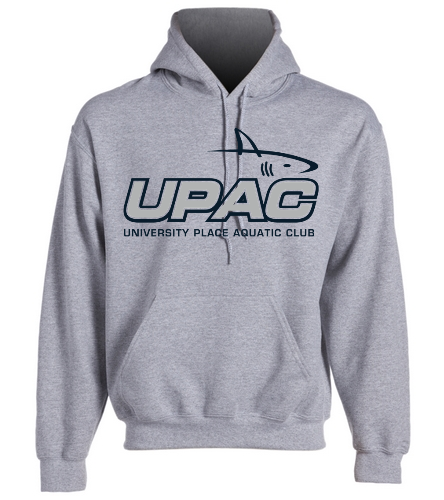 UPAC Name - SwimOutlet Heavy Blend Unisex Adult Hooded Sweatshirt
