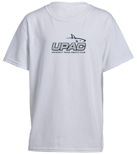UPAC Youth T-Shirt - SwimOutlet Youth Cotton Crew Neck T-Shirt