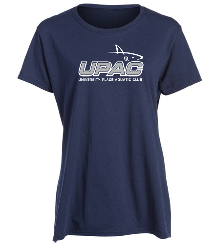 UPAC Female Tee - SwimOutlet Women's Cotton Missy Fit T-Shirt