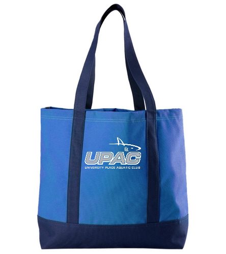 UPAC Blue Tote - SwimOutlet Day Tote