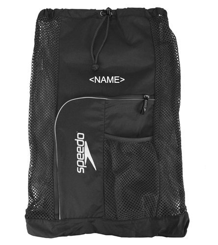 Logo Mesh Bag - Speedo Deluxe Ventilator Mesh Bag