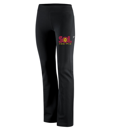 Swim Team Yoga Pant - Speedo Women's Yoga Pant