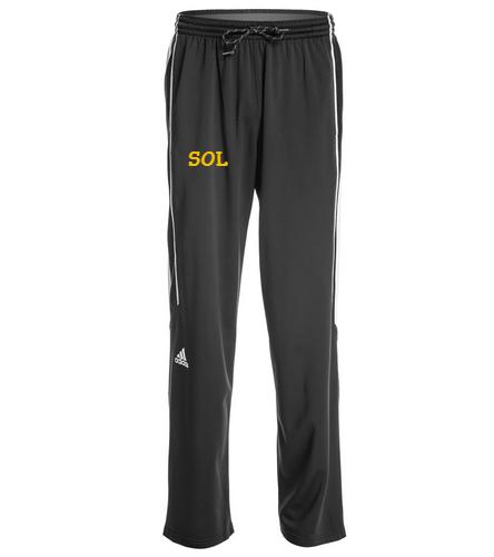 Men's Adidas Pant  - Adidas Men's Utility Warm Up Pant