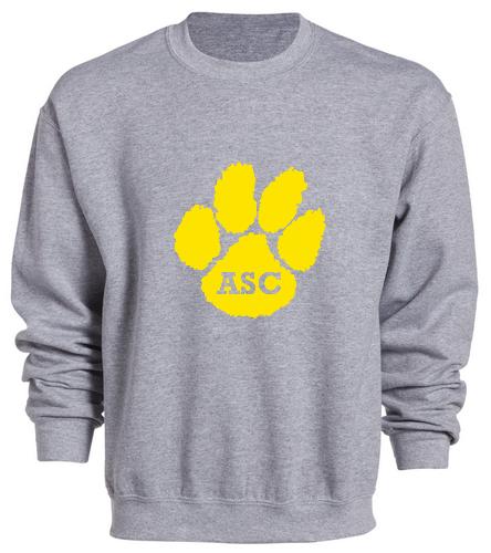 ASC Adult Sweatshirt - SwimOutlet Heavy Blend Unisex Adult Crewneck Sweatshirt