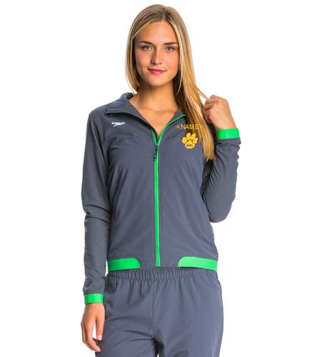 ASC Speedo Womens Tech Jacket - Speedo Women's Tech Warm Up Jacket